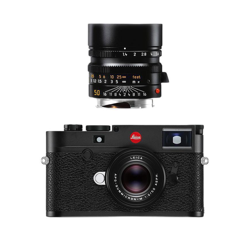 Leica 徕卡 M10-R 全画幅 微单相机套装M10-R+M50mm f/1.4 ASPH