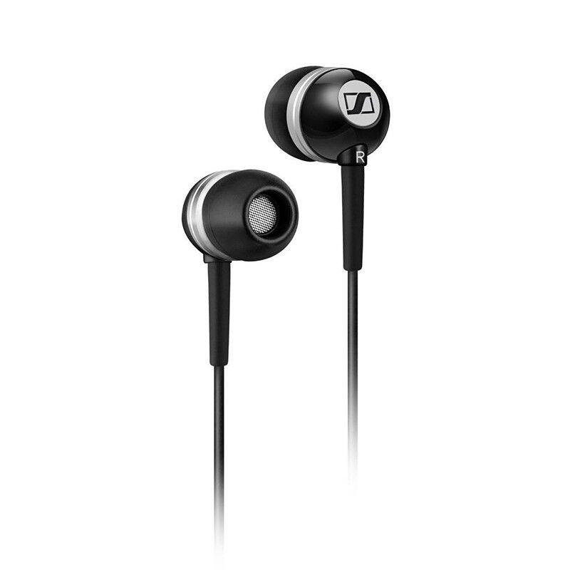 SENNHEISER 森海塞尔 CX300II 入耳式耳塞式动圈有线耳机 黑色