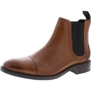 可汗 男士切尔西短靴