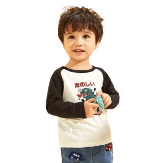 TINSINO 纤丝鸟 THY200000 儿童T恤