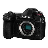 Panasonic 松下 LUMIX G9 M4/3画幅 微单相机 黑色 单机身