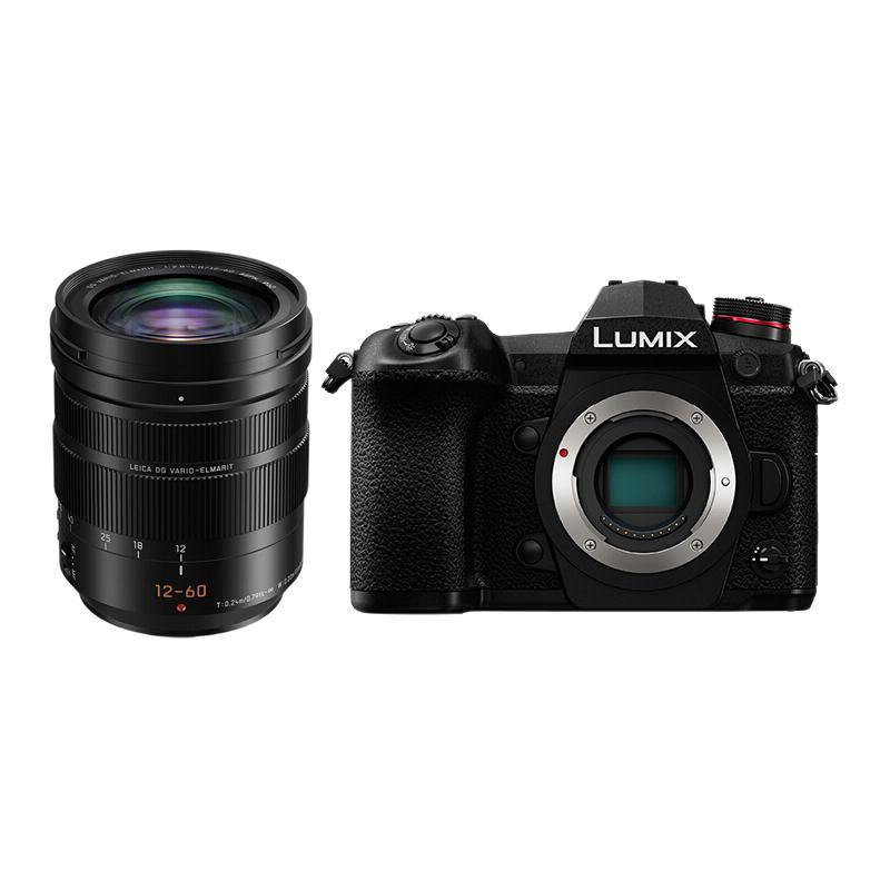 Panasonic 松下 G9 微型单电无反相机,0.04秒极速对焦、8千万高分辨率模式、4K全家桶 12-60mmF2.8-4套机