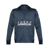 UNDER ARMOUR 安德玛 男子运动卫衣 1357453-408 深蓝色 L