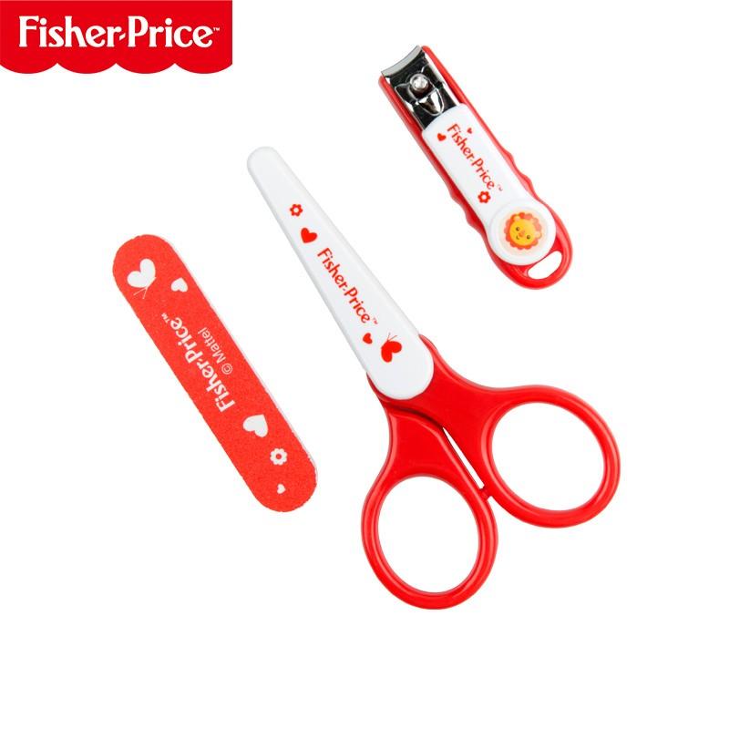 Fisher-Price 费雪 婴儿指甲剪套装