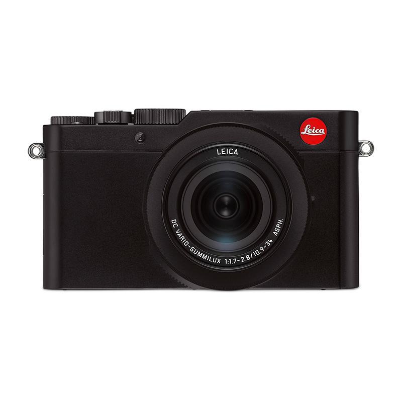 Leica 徕卡 D-LUX7 M4/3画幅 微单相机 黑色 24-75mm F1.7 ASPH 变焦镜头 单头套机