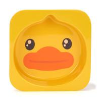 小黃鴨 BD-W2 兒童叉勺碗套裝 黃色
