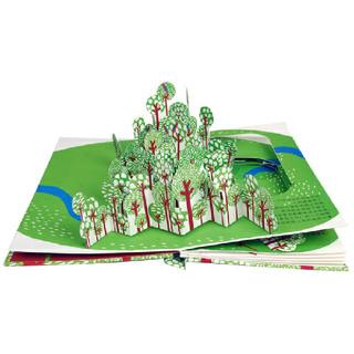 最美地球绘本-树懒的丛林