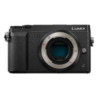 Panasonic 松下 LUMIX GX85 M4/3画幅 微单相机 黑色 单机身