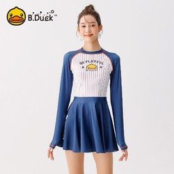 B.Duck BK211114 女士裙式连体泳衣