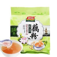 ZHILI 智力 桂花莲子 西湖藕粉 420g