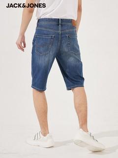 Jack Jones 杰克琼斯 220243523 男士百搭牛仔短裤