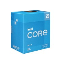 intel 英特尔 酷睿 i5-11400F CPU 2.6GHz 6核12线程