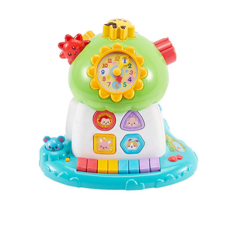 收藏啦, 0-1 岁儿童各项能力发展指标(附玩具推荐)