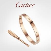 Cartier 卡地亚 LOVE系列  B6035617 经典款手镯