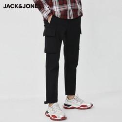 JACK&JONES 杰克琼斯 219414502 男士工装裤