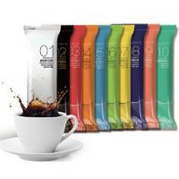 sinloy 咖啡豆组合装 10口味 440g 20袋