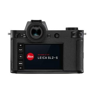 Leica 徕卡 SL2-S 全画幅 微单相机 黑色 24-90mm F2.8 ASPH 变焦镜头 单头套机