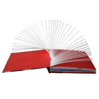 《纸上艺术馆 大卫·卡特极致创意立体书·600黑斑》(精装)
