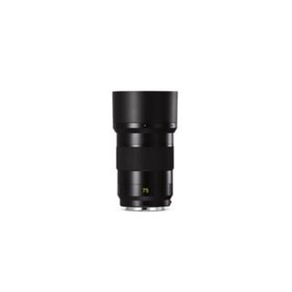 Leica 徕卡 SL2-S 全画幅 微单相机 黑色 75mm F2 ASPH 定焦镜头 单头套机