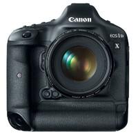 Canon 佳能 EOS 1DX 全画幅 数码单反相机 黑色 单机身