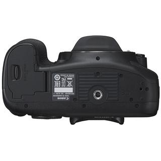 Canon 佳能 EOS 7D Mark II APS-C画幅 数码单反相机 黑色 单机身