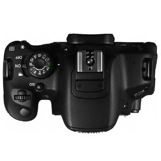 Canon 佳能 EOS 700D APS-C画幅 数码单反相机 黑色 单机身