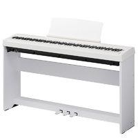KAWAI ES系列 ES110 电钢琴 88键重锤 白色 双人琴凳大礼包
