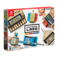 Nintendo 任天堂 LABO 海外版 Toy-Con 五合一套装