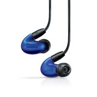 SHURE 舒尔 SE846 入耳式挂耳式有线耳机 蓝色