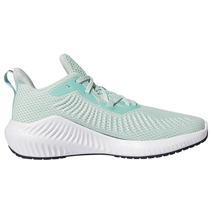 Adidas阿迪达斯2021春季新款女阿尔法小椰子运动休闲跑步鞋EG1388