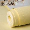 mesu 米素 轻曼 M27-11024 无纺布壁纸 10*0.53m 奶油色