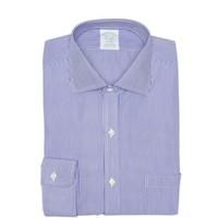 Brooks Brothers 布克兄弟 男士细条纹修身衬衫