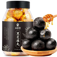QINGYUANTANG 青源堂 黑芝麻丸子 300g*3罐