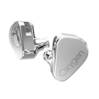 TANCHJIM 天使吉米 Oxygen氧气 入耳式挂耳式有线耳机 雅钢银