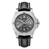 京东PLUS会员:BREITLING 百年灵 挑战者系列 A17313101F1X1 男士机械手表