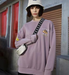 Kappa 卡帕 K0A82WT75D-457 女士套头长袖卫衣