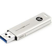 HP 惠普 X796W USB3.1 U盘 64GB USB 香槟金