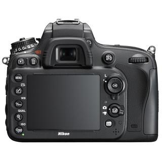 Nikon 尼康 D610 全画幅 数码单反相机 黑色 单机身