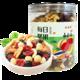 京东PLUS会员:兜米呱  混合坚果罐装 500g*1罐(8种混装) 17.4元(需买2件,实付34.8元包邮)