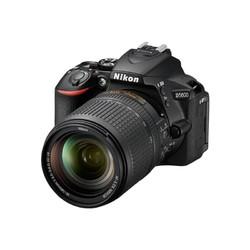 Nikon 尼康 D5600 APS-C画幅数码单反相机18-140mm F3.5G ED VR变焦单镜头套机