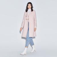 ochirly 欧时力 1RW4343570 女士羊毛呢外套