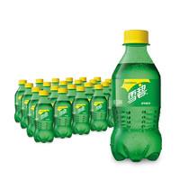 Coca-Cola 可口可乐 雪碧  柠檬味  碳酸饮料 300ml*24瓶
