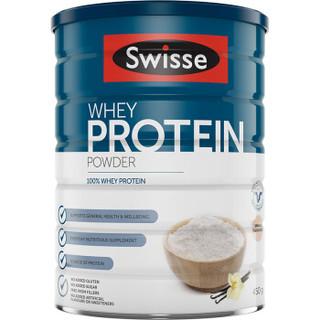 Swisse 斯维诗 瑞思 斯维诗乳清蛋白粉 450g