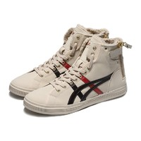 ASICS 亚瑟士 男款高帮鞋DOUBLE CLUTCH运动复古休闲鞋潮流板鞋冬季