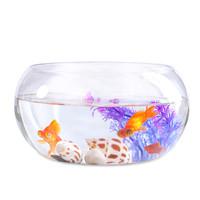 碧澜 圆盆小鱼缸 20cm