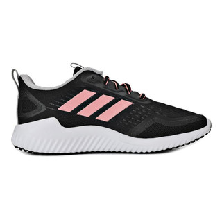 adidas 阿迪达斯  ClimaCool Bounce Summer.Rdy W 女子跑鞋 EE3932 1号黑色/荣耀粉/二度灰/暗银金属 36