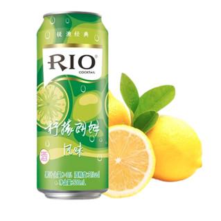 RIO 锐澳 鸡尾预调酒 柠檬朗姆风味