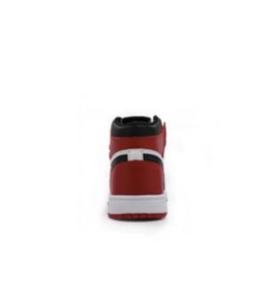 WARRIOR 回力 中性休闲运动鞋 703501 黑白红 41