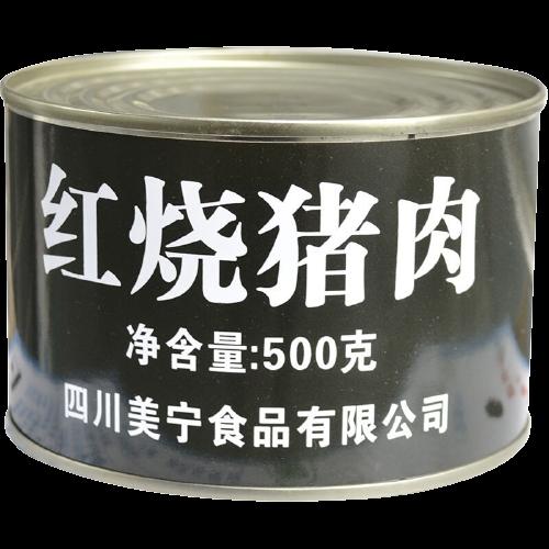 MEINING 美宁 红烧猪肉罐头 非易拉罐