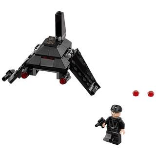 LEGO 乐高 Star Wars星球大战系列 75163 昆尼克的帝国穿梭机迷你战机